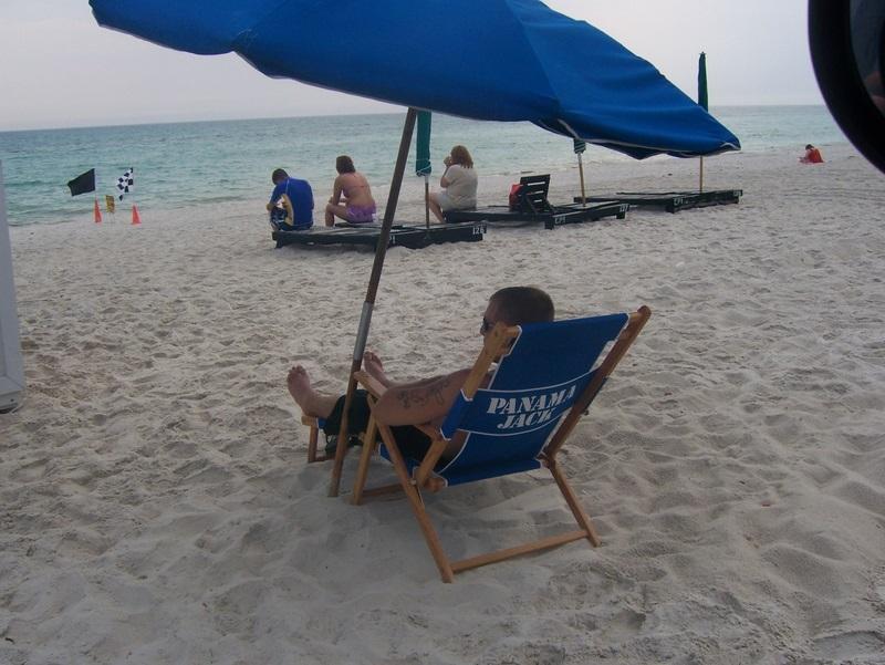 Beach Chair Rentals Panama City Beach