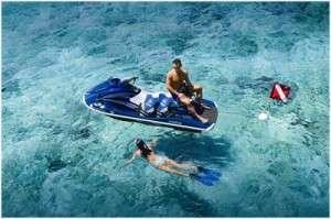 Sunshine Watersports Jet ski rentals Dolphin tours Boat cruise Parasailing