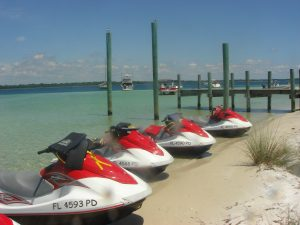 panama city beach florida jet ski tours