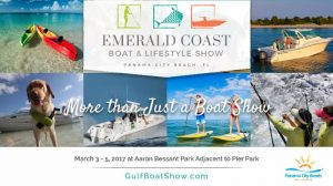 Emerald Coast Boat Lifestyle Show Panama city beach Florida